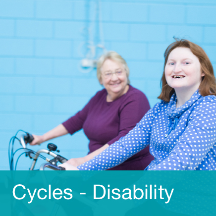 Cycles disability