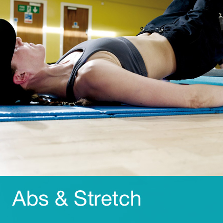 abs and stretch