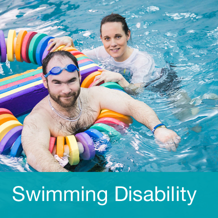 Swimming Disability