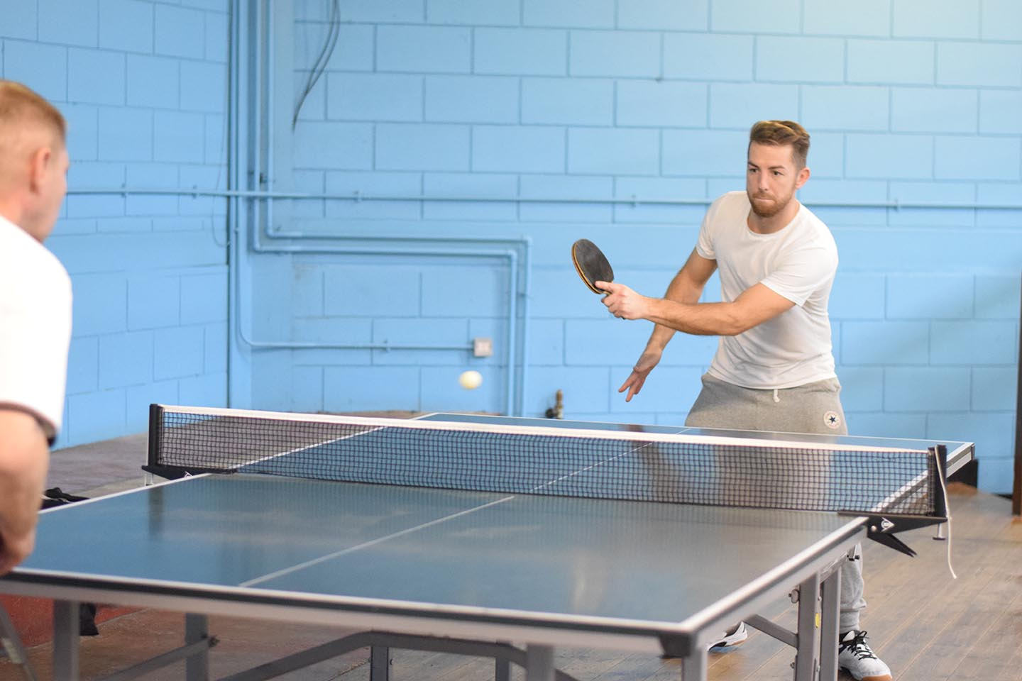 Table Tennis (Grimsby Leisure Centre)