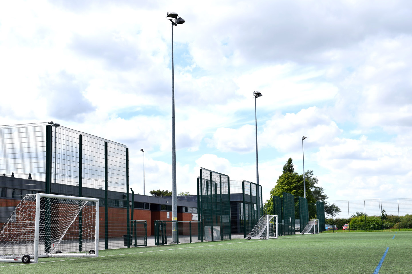 3G Pitch and Facility