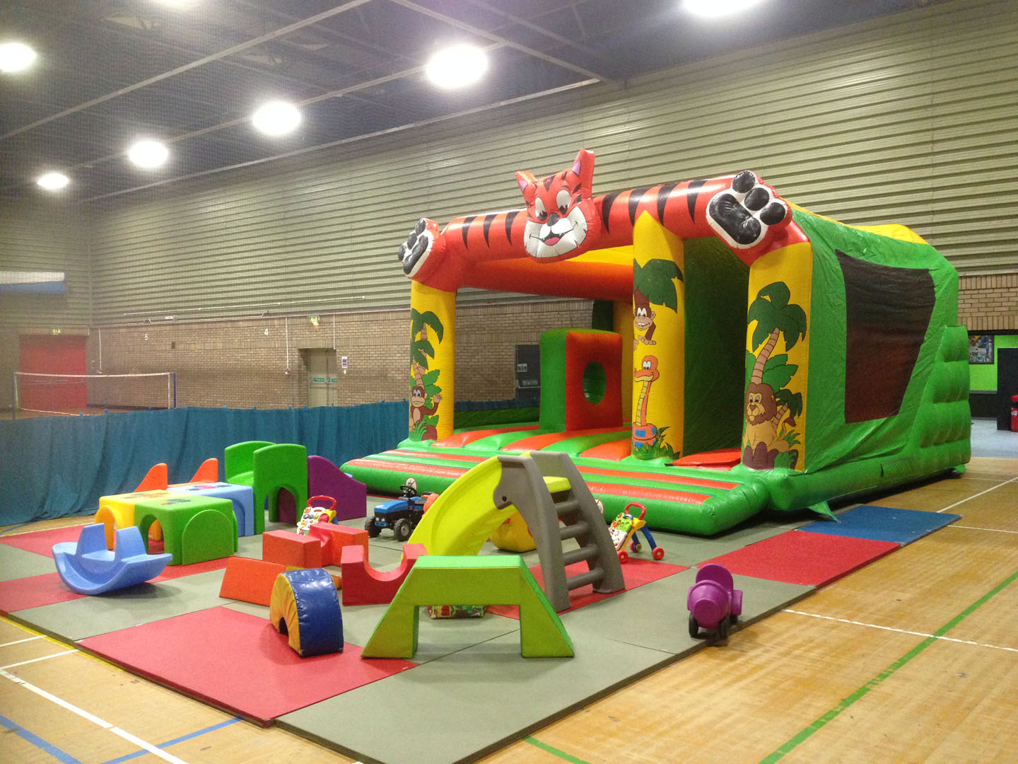 Party Soft Play (Cleethorpes Leisure Centre)