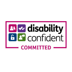 Disability Confident Logo (About)